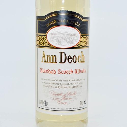 Ann Deoch - Blended