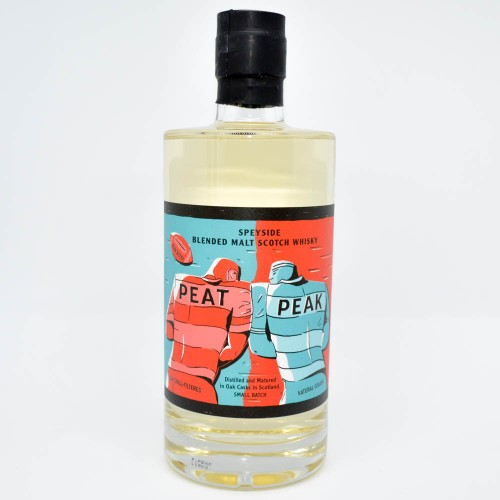 Peat Peak - Blended Malt
