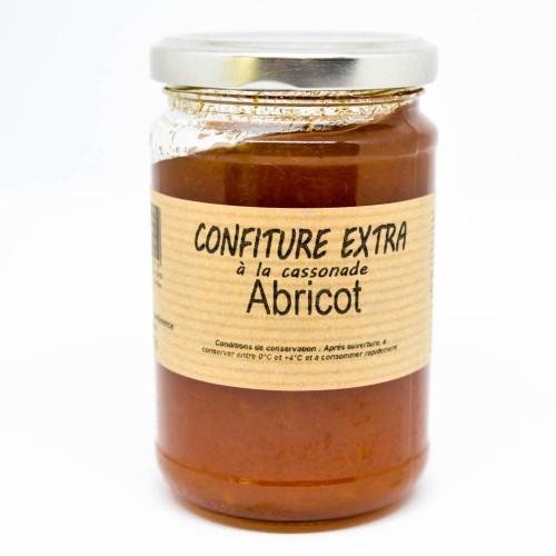 Confiture Extra d'Abricot à la cassonade