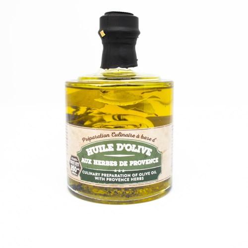 Huile d'Olive aux Herbes de Provence
