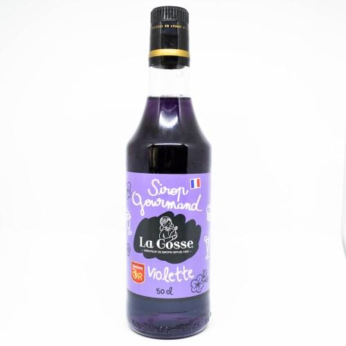 Sirop Gourmand la Gosse Violette